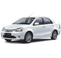 etios on rent in pune