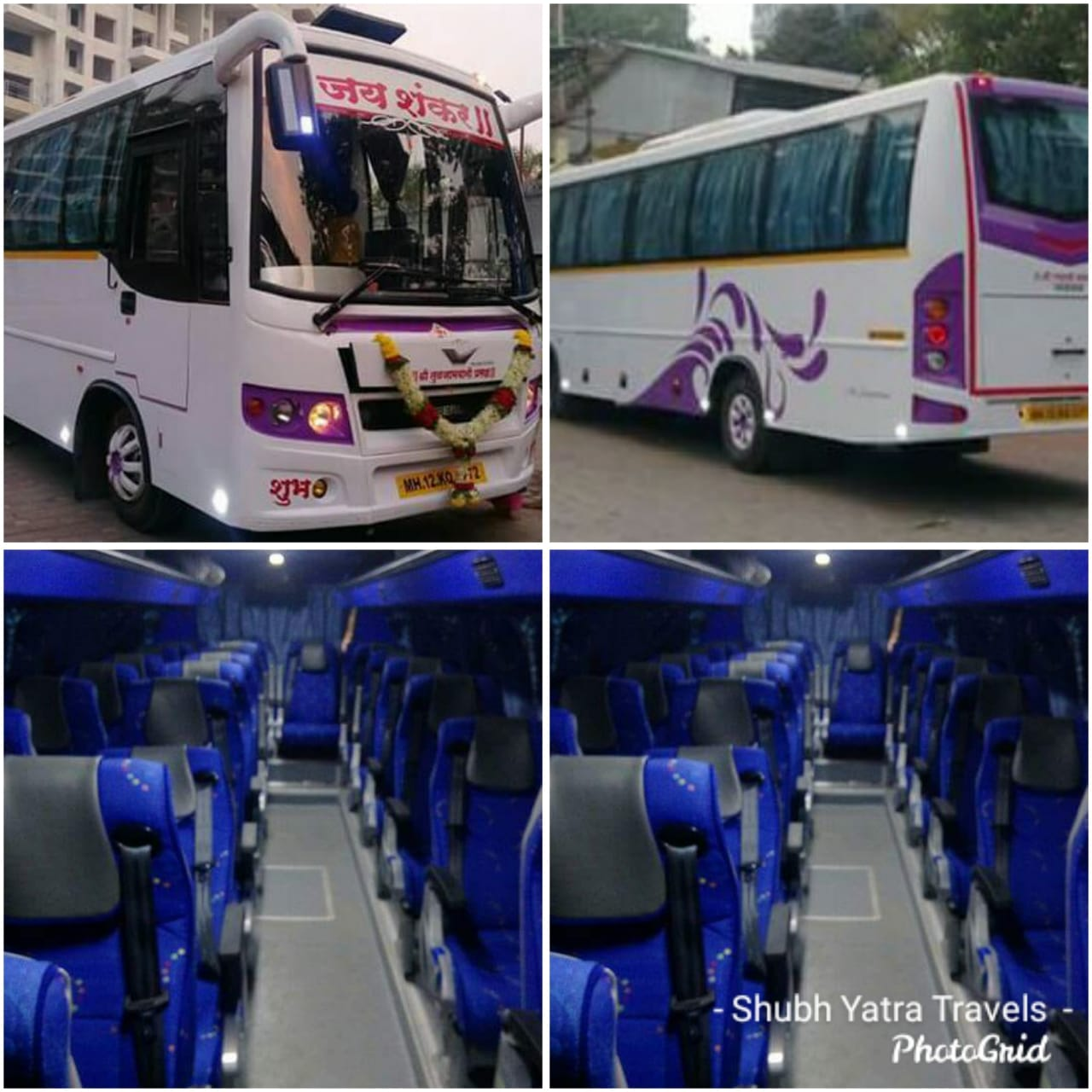 27 Seater Bus On Rent in Pune