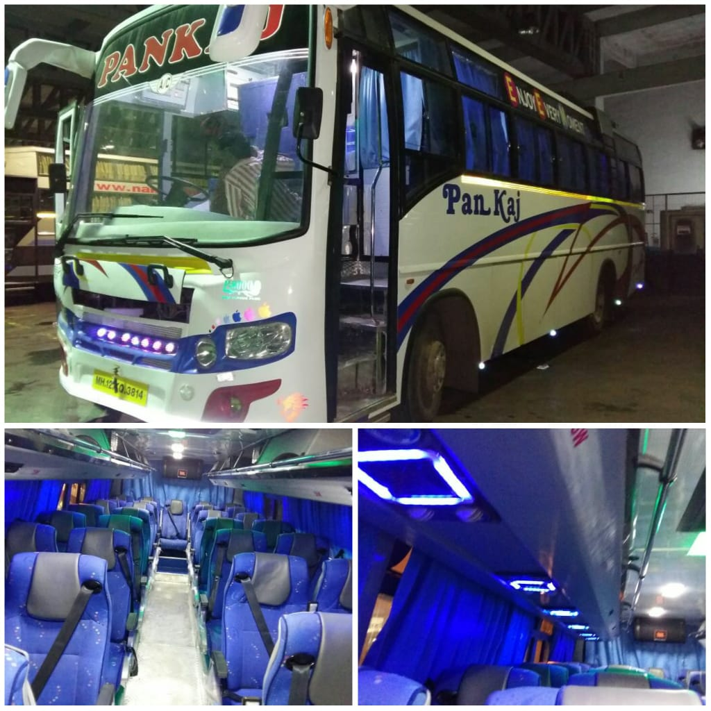 32 Seater Ac Bus On Rent
