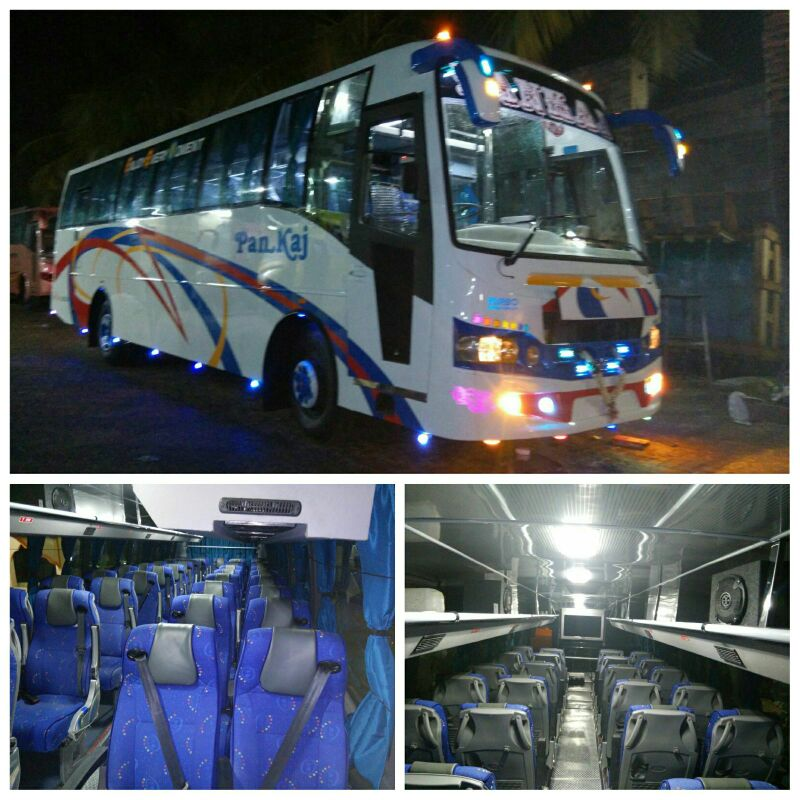 40 Seater Bus On Rent
